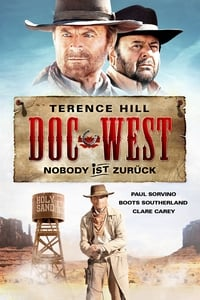 Doc West affiche du film