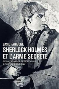 Sherlock Holmes et l'Arme secrète affiche du film