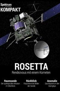 L'Odyssée Rosetta : 900 jours sur une comète affiche du film