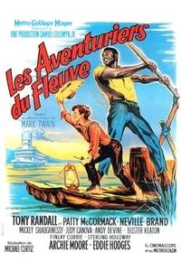 Les aventuriers du fleuve affiche du film