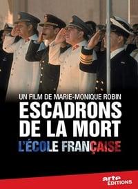 Escadrons de la mort: L'école française affiche du film