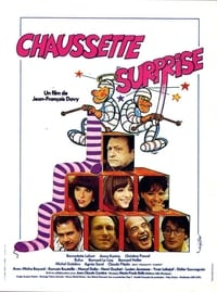 Chaussette surprise affiche du film