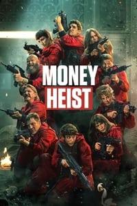 Money Heist poster