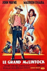 Le grand McLintock affiche du film
