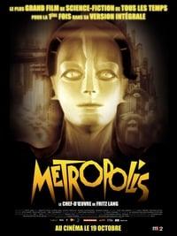 Metropolis affiche du film