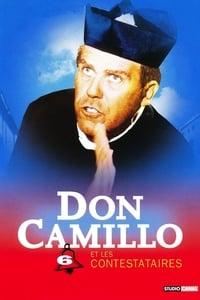 Don Camillo et les contestataires affiche du film