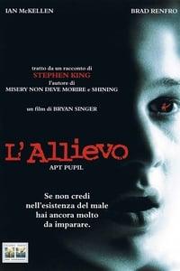 copertina film L%27allievo 1998