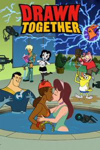 copertina serie tv Drawn+Together 2004