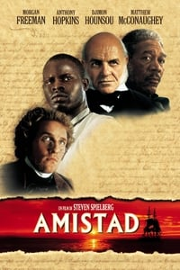 copertina film Amistad 1997