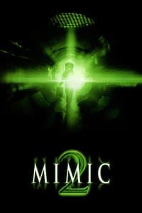 copertina film Mimic+2 2001