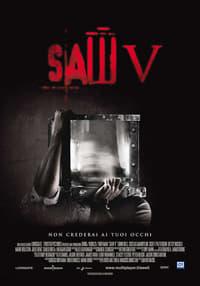 copertina film Saw+V+-+Non+crederai+ai+tuoi+occhi 2008