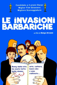 copertina film Le+invasioni+barbariche 2003