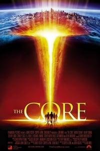 copertina film The+Core 2003