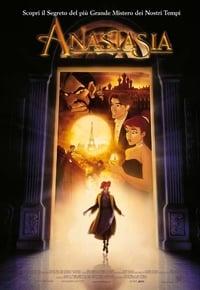 copertina film Anastasia 1997