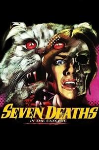 Siete muertos en el ojo del gato (La morte negli occhi del gatto) (1973)