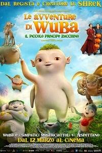 copertina film Le+avventure+di+Wuba 2018