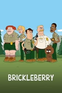 copertina serie tv Brickleberry 2012