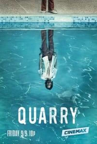 copertina serie tv Quarry 2016