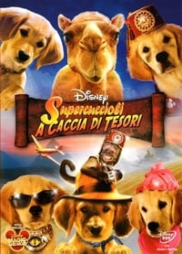 copertina film Supercuccioli+a+caccia+di+tesori 2012