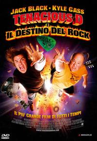 copertina film Tenacious+D+e+il+destino+del+rock 2006