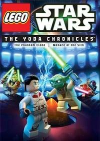 copertina serie tv LEGO+Star+Wars%3A+Le+cronache+di+Yoda 2013