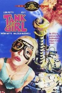 copertina film Tank+Girl 1995
