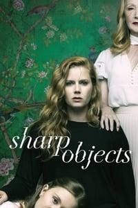 copertina serie tv Sharp+Objects 2018