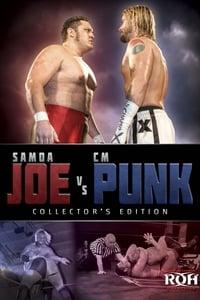 ROH: Samoa Joe vs. CM Punk