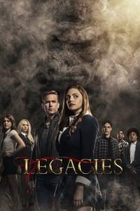 copertina serie tv Legacies 2018