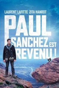 copertina film Paul+Sanchez+est+revenu+%21 2018