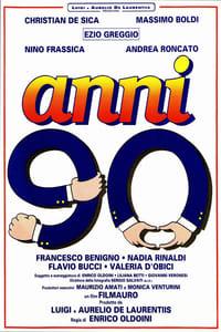 copertina film Anni+90 1992