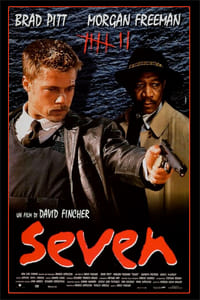 copertina film Seven 1995