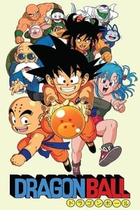 copertina serie tv Dragon+Ball 1986