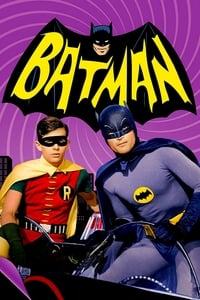 copertina serie tv Batman 1966
