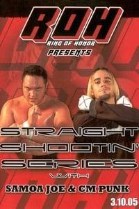Straight Shootin' Series with Samoa Joe & CM Punk