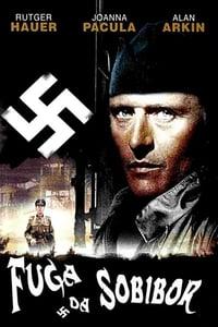 copertina film Fuga+da+Sobibor 1987