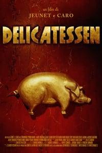 copertina film Delicatessen 1991