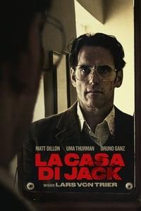 copertina film La+casa+di+Jack 2018