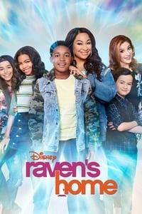 copertina serie tv A+casa+di+Raven 2017