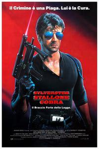 copertina film Cobra 1986
