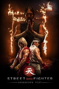 copertina serie tv Street+Fighter%3A+Assassin%27s+Fist 2014