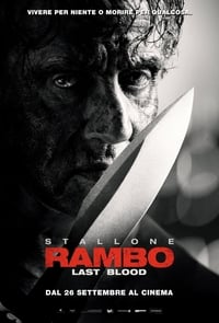 copertina film Rambo%3A+Last+Blood 2019