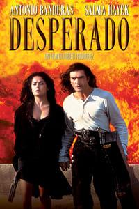 copertina film Desperado 1995