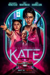copertina film Kate 2021