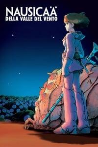 copertina film Nausica%C3%A4+della+Valle+del+vento 1984