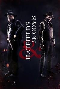 copertina serie tv Hatfields+%26+McCoys 2012