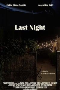 copertina film Last+Night