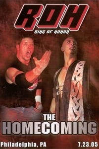 ROH The Homecoming