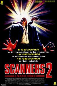 copertina film Scanners+2+-+Il+nuovo+ordine 1991