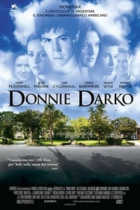 copertina film Donnie+Darko 2001